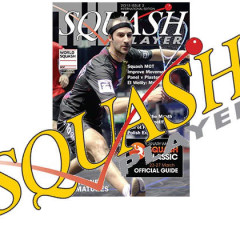 Squash Player Issue 2