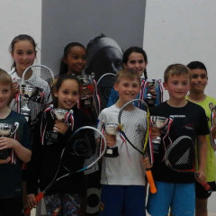 James Campbell-Wynter 3rd in Nationals Junior Squash U11's