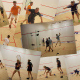 Dorset Racketball Closed 2018 sponsored by Slades Estate Agents and Snowtrax Activity Centre