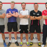 The West Hants Club Squash Exhibition Match Report