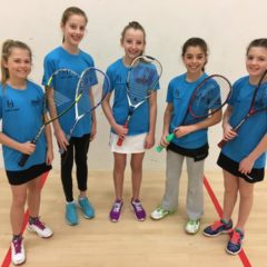Dorset U13 girls playing Inter Counties, stage 2 at Chichester