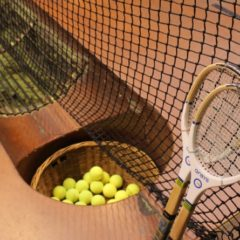 REAL TENNIS JUNIOR DROP IN MORNING
