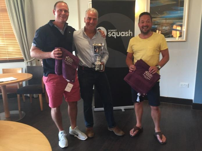 2017 Division 1 Racketball Winners West Hants 1