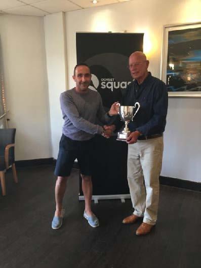 2017 Division 3 Squash Winners Ferndown 2