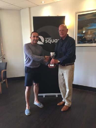 2017 Division 4 Squash Winners Ferndown 3