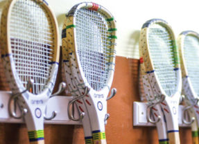 Free Real Tennis & Squash Junior Drop-In Morning at Canford