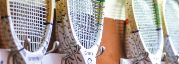 Free Real Tennis & Squash Junior Drop-In Morning at Canford