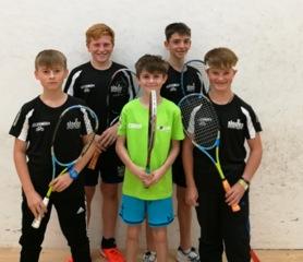 Dorset U15 Team