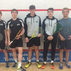 Boys U19 Dorset v Hampshire