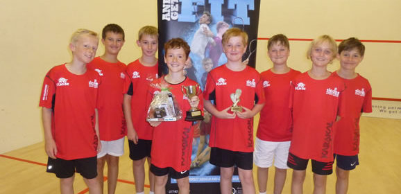 Dorset Junior Squash County Closed 2018 Report