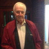Jack Stirling, a stalwart of Dorset Squash passed away recently.