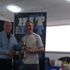 Dorset County Closed squash competition 2018/19 – Report and results
