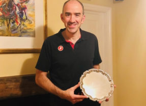 The Basil Hebden Award 2018 awarded to Russell Young