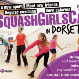 Successful Squash Girls Can in Dorset Session 1 – 2 Feb 2019