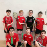 Boys U11's Inter Counties Plate final, 2019 23rd/24th February at Nottingham