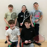 Boys U17's Inter Counties Plate final, 2019 23rd/24th February at Nottingham
