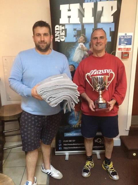 BSC RB Div1 Winners